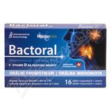 Favea Bactoral+Vitamín D tbl. 16