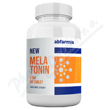 Abfarmis Melatonin 2mg tbl. 60