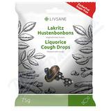 LIVSANE Bonbóny bylinné bez cukru lékořice 75g