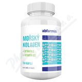 Abfarmis Mořský kolagen+vit. C+vit. B3 cps. 30