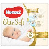 HUGGIES Elite Soft 2 4-6kg 24ks