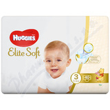 HUGGIES Elite Soft 3 5-9kg 40ks