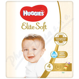 HUGGIES Elite Soft 4 8-14kg 33ks