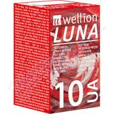 Wellion LUNA testovací proužky kyseli. močová 10ks