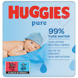 HUGGIES Pure Triplo 56x3ks