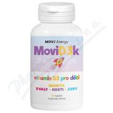 MOVit MoviD3k vitamin D3 pro děti 800 I. U.  tbl. 90