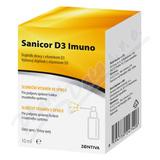 Sanicor D3 Imuno ústní sprej 10ml