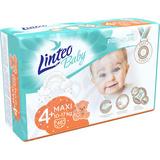Dětské plenky LINTEO BABY PREM. MAXI+ 10-17kg 46ks
