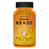 MOVit Vitamin K2 120ug+D3 1000 I. U. 25ug cps. 60