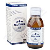 Melatonin B6 sirup příchuť citron 120ml