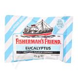 Fishermans Friend bonbóny dia eukalyptus-modré 25g