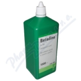 Betadine liq. 1x1000ml (H) zelený