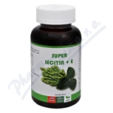 Natural Medicaments Super Lecitin+E tob. 100