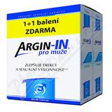 Argin-IN pro muže tob. 90 + Argin-IN tob. 90 zdarma