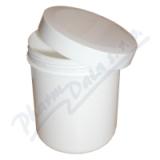 Kelímek s šroub. víčkem 375ml-300g bílý Červenková