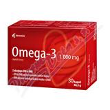 Omega-3 1000mg cps. 30 pro zdravé srdce a cévy